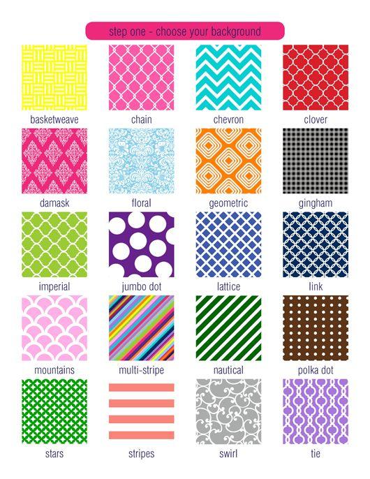 Pattern Names Living Room Deco Pinterest More