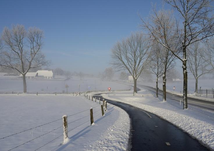Zevenheuvelenweg Groesbeek