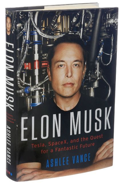 NYT review of bio of Tony Stark -- oops, I mean Elon Musk. Sounds worthwhile.