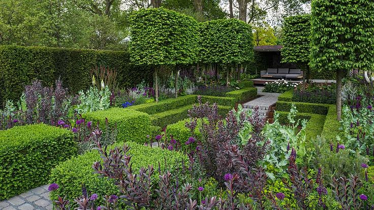 Support, The Husqvarna Garden, designed by Charlie Albone, at the RHS Chelsea Flower Show 2016.