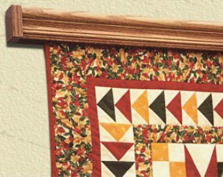 Classic Quilt Hangers