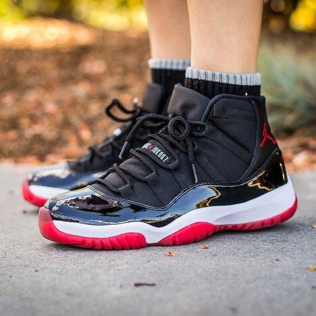 Air Jordan 11 Retro 'Bred' 2012 #sneaker #kicks #sneakerhead ...