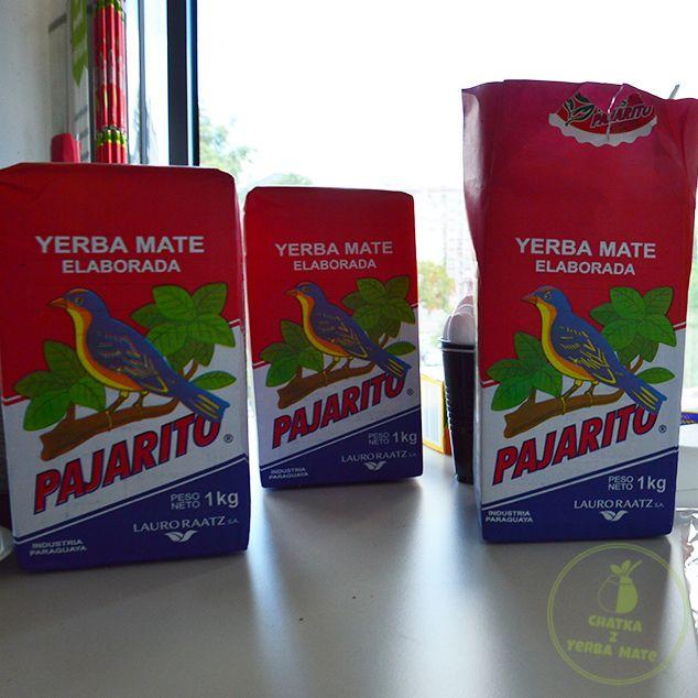 Yerba Mate - tradycyjna odmiana dodająca MOCY :)