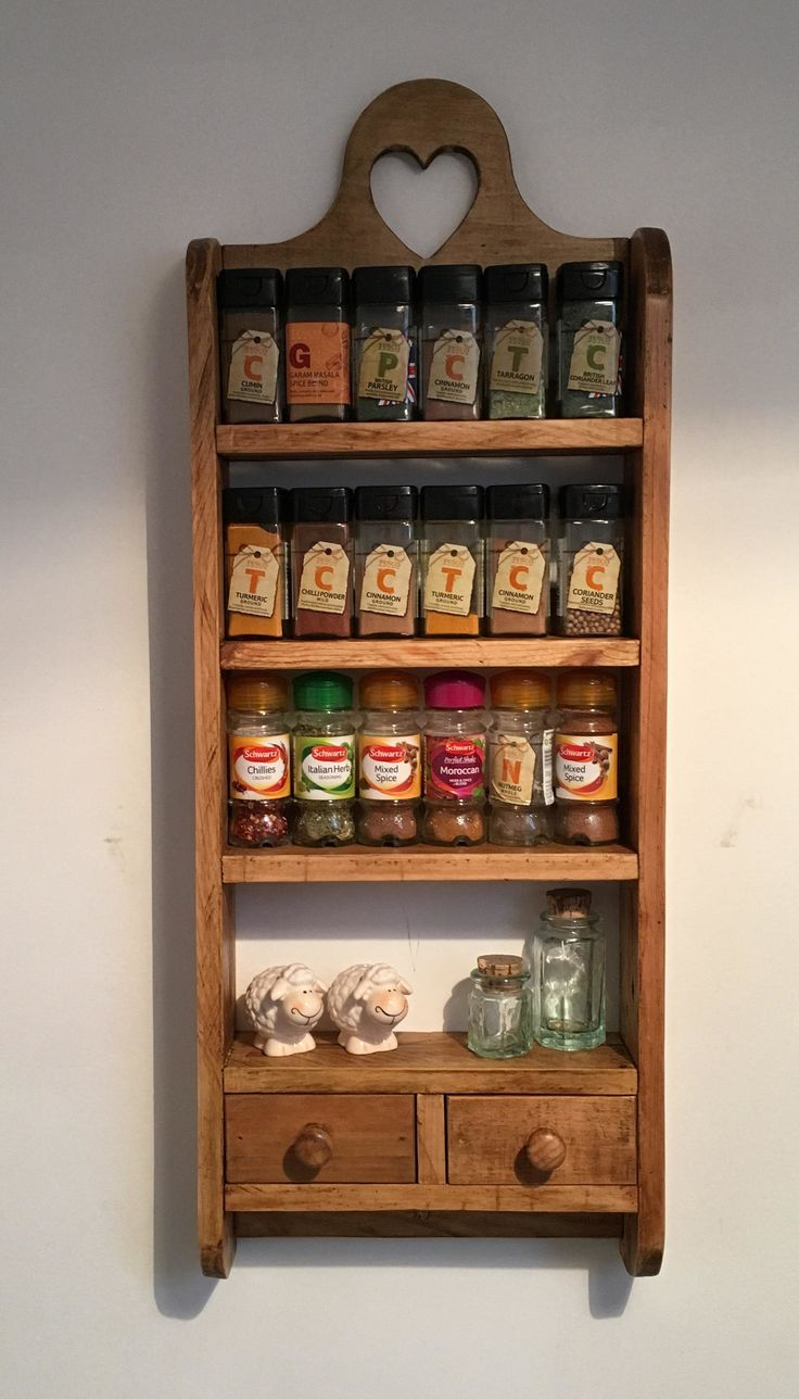 Spice Rack Ideas Best 25 Pallet Spice Rack Ideas On Pinterest Kitchen Spice Rack