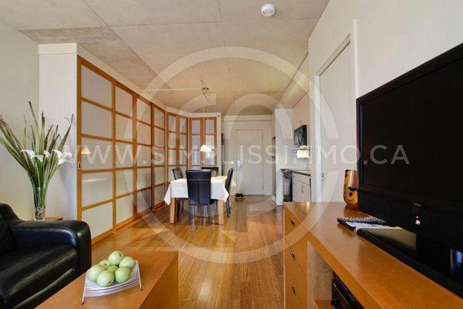 1 bedroom corporate rental  | Simplissimmo