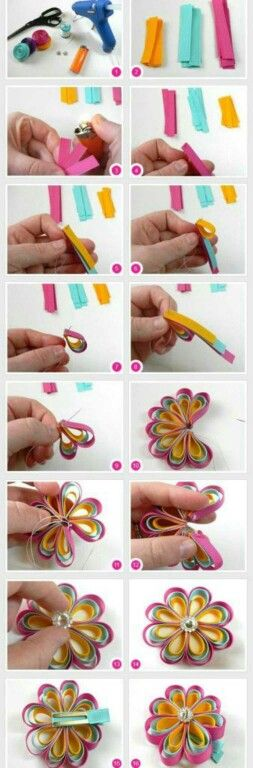 3 ribbons