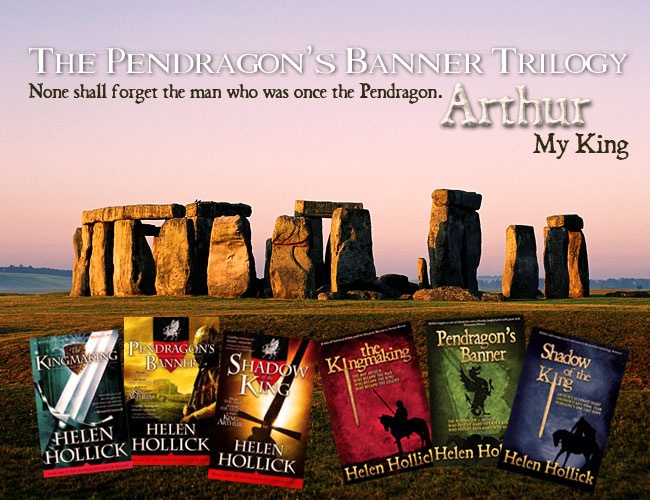 The Pendragon's Banner Trilogy  Given how much I have enjoyed The Forever Queen, I might have to give this trilogy ago. Yet to find a King Arthur book/s that I really enjoyed.