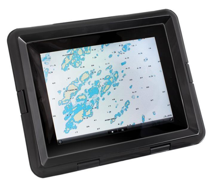 Vattentättfodral till iPad, iPad 2 och iPad 3 i gruppen Hela Sortimentet / Bagar & boxar hos Seapro Divers Scandinavia AB  (696r)