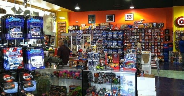 The Toy Shack in Las Vegas #lasvegas #vegas #travel #trip