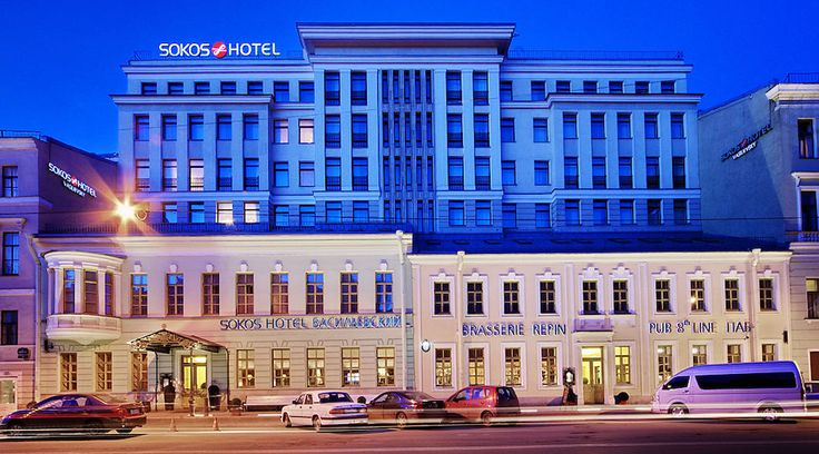 Solo Sokos Hotel Vasilievskyssä asuessa voi aistia taiteen, tyylin, kulttuurillisen perinnön sekä modernin osaamisen läsnäolon. | Pietari hotelli - sokoshotels.fi