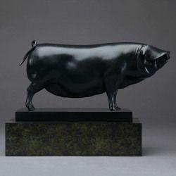 Large Black Pig (Ingrid)
