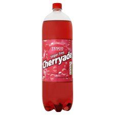 4 Litres for 90p Tesco Sugar Free Cherryade 2 Litre Bottle - Groceries - Tesco Groceries