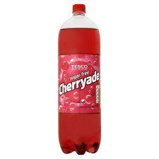 4 Litres for 90p Tesco Sugar Free Cherryade 2 Litre Bottle - Groceries - Tesco Groceries