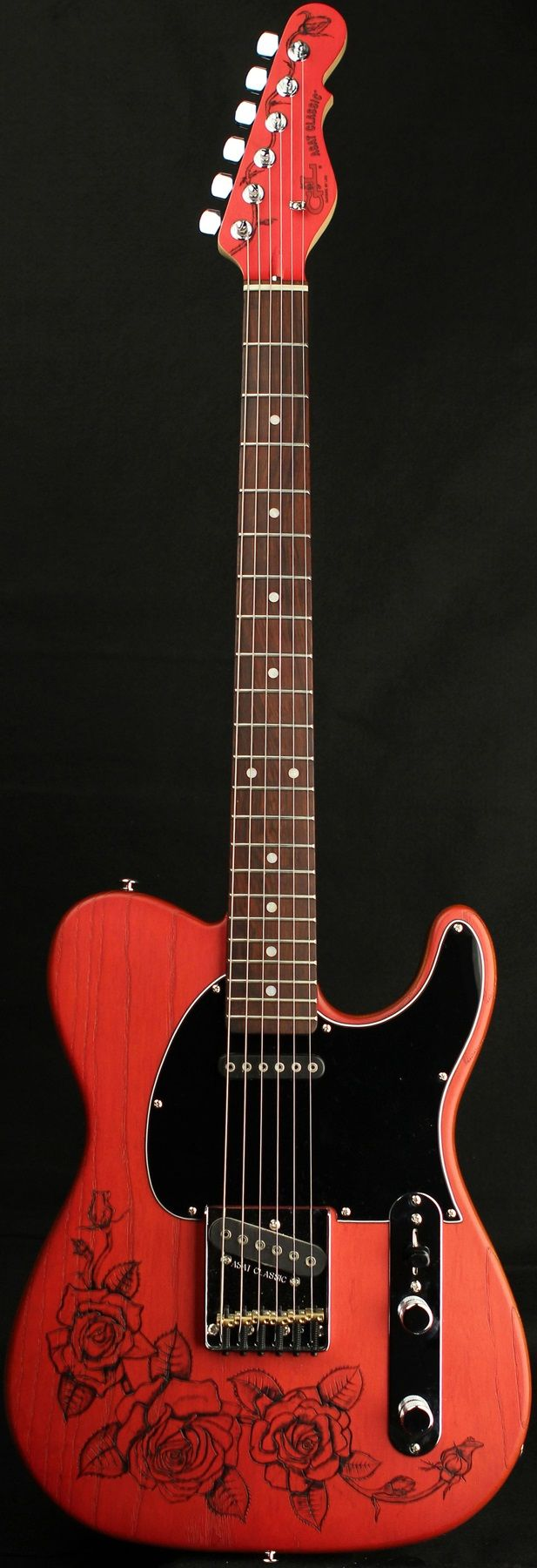 "G&L Guitars ASAT® Classic ""The Roses"""