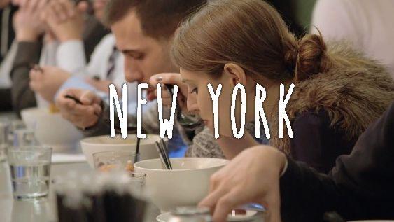 ニューヨーク、世界で戦うラーメン店。【食べて、泊まって、恋をして】 |LIFESTYLE | VIDEO | VOGUE