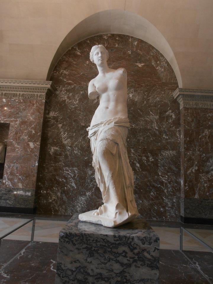 Aphrodite, Venus de Milo