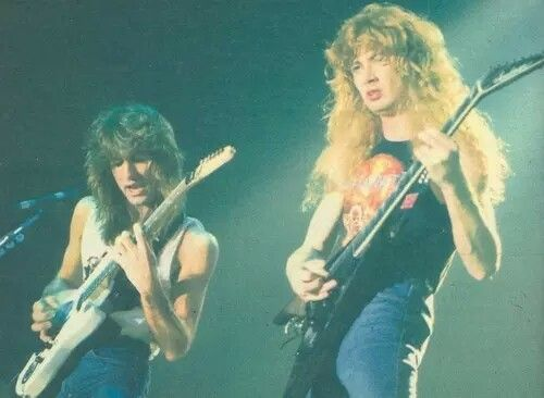 ~Young/Mustaine~
