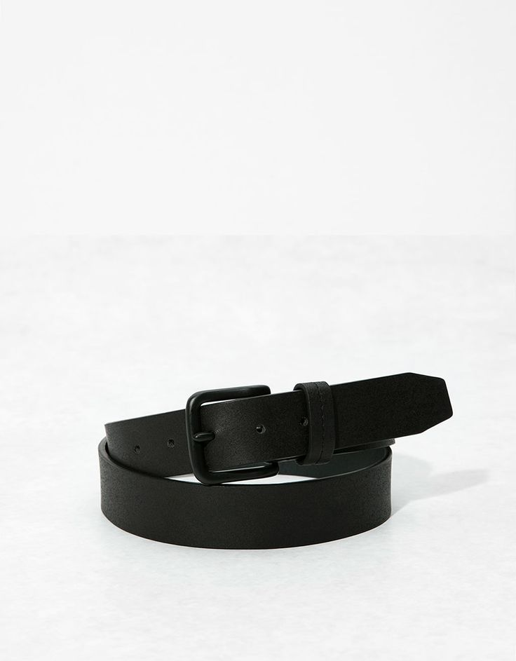 Basic wide belt - Basics - Bershka Poland