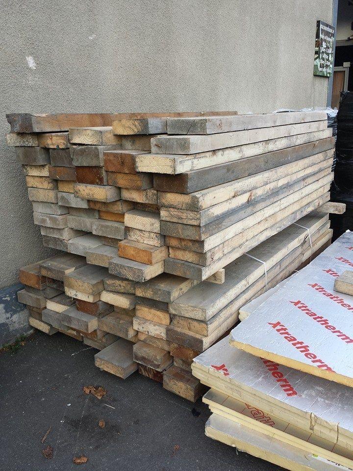 9x3 inch beams - Mac's Warehouse Dublin