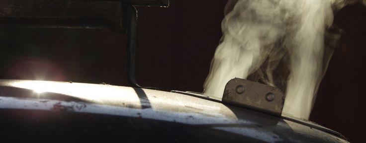 Overzichtstabel Type vlees / vis saignant(medium rare) à point(medium well) bien cuit(well done) Eend 50 – 55°C 65°C Kip 75°C Kalkoen 75°C Kalfsvlees 60 – 65°C 70 – 75°C Lamsvl…