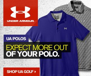 We Made Your Golf Gear Better – Shop UA Golf