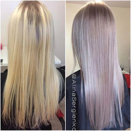 Блондинки бывают разными, красивыми и прекрасными:)) В этот раз сделали более натуральный и дорогой блонд👸🏼  🌹✂Ваш мастер Алина Сергиенко ===========... - Елена Сергиенко - Google+