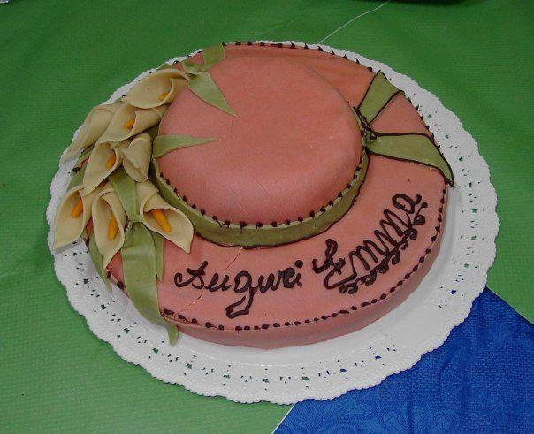 torta cappello