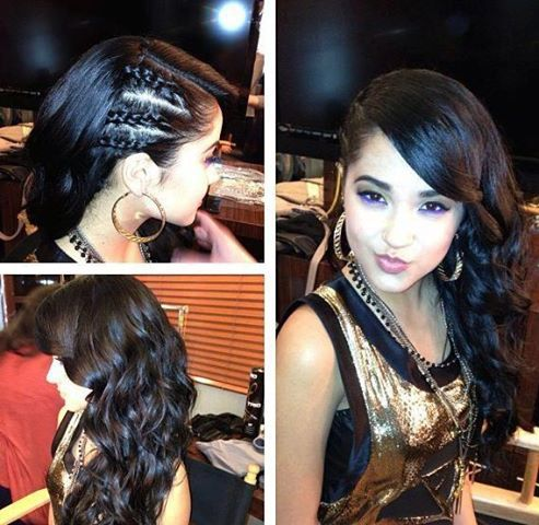 10 Best images about #Hairstyles on Pinterest | Her hair ... Becky G Hairstyles Shower