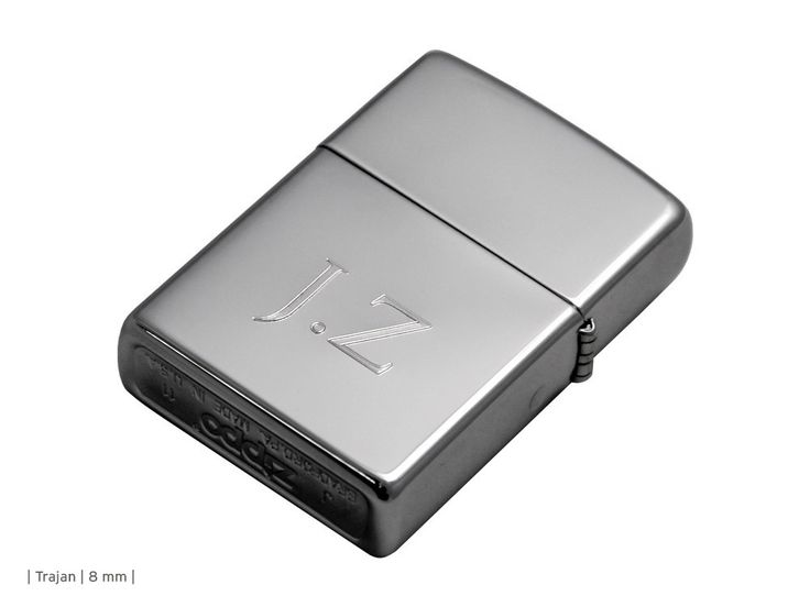 Do you want to buy zippo high polish chrome with engraving? At We Get Personal, you can get zippo high polish chrome in your budget and you can choose your own engraving for the back side.