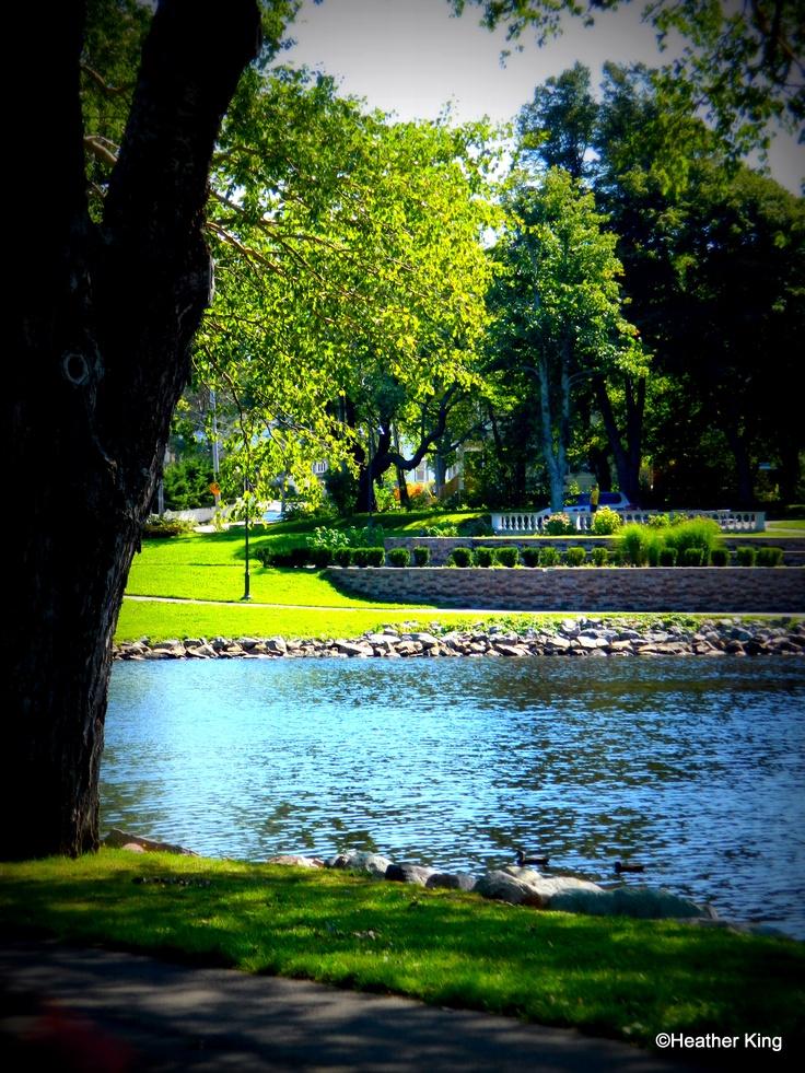 Wentworth Park, Sydney Nova Scotia Canada