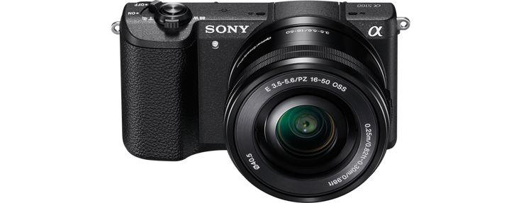 Cámara digital compacta de Full HD con pantalla LCD | a5100 | Sony ES