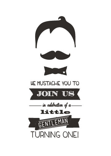 best 25+ mustache party invitations ideas on pinterest | mustache, Party invitations