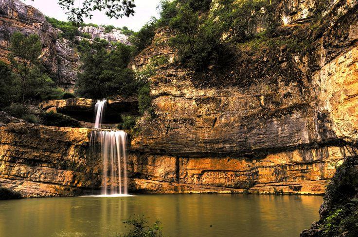 Mirusha waterfalls!