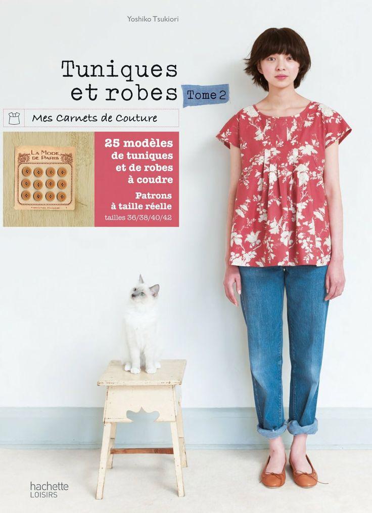 Tuniques et robes tome 2 Brico / Déco / Loisirs créatifs: Amazon.es: Yoshiko Tsukiori: Libros en idiomas extranjeros