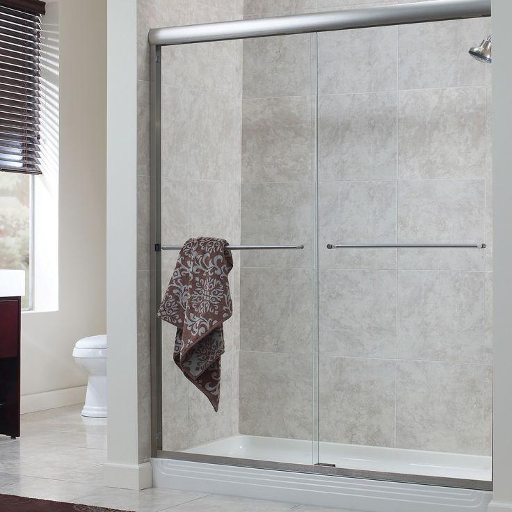 Frameless Sliding Shower Doors Tub 19 best bathroom frameless sliding shower doors images on