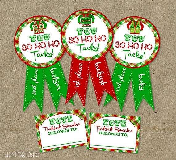 Hot lotto tn prizes for ugly sweater