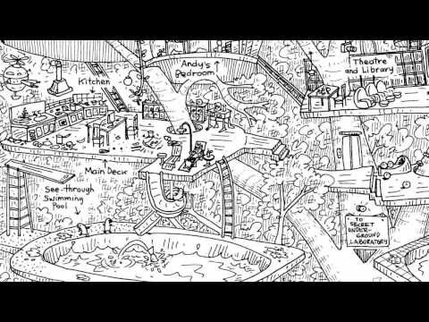 ▶ THE 13-STORY TREEHOUSE by Andy Griffiths, illustrated by Terry Denton - YouTube
