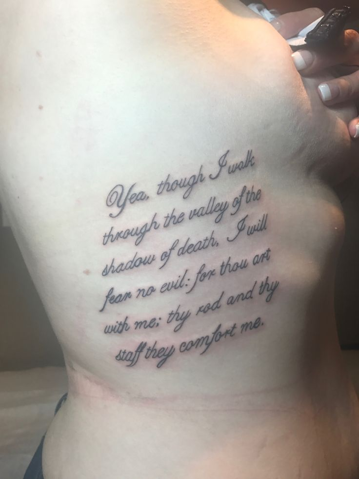 23 Best Tremere Vampire La Mascarada Images On Pinterest: Best 25+ Psalm 23 Tattoo Ideas On Pinterest