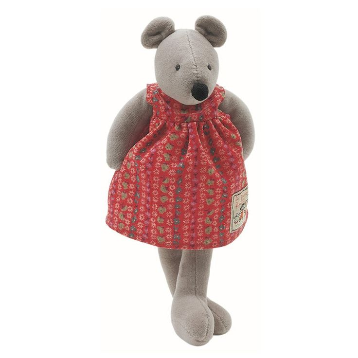 Little Mouse Nini - Toy - Baby Belle