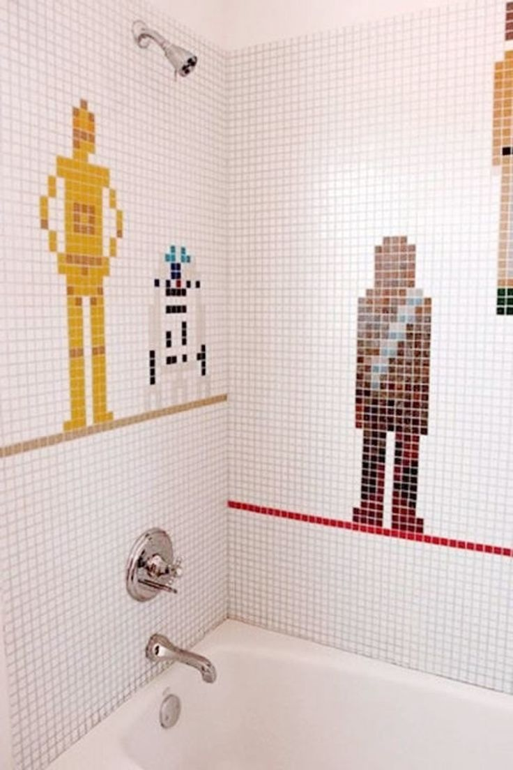 Elegant and small half bathroom ideas : Small Half Bathroom Ideas 036