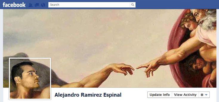 Las portadas de Facebook más creativas