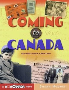 Tells the stories of immigrants coming to Canada, and of what they thought of the new country.