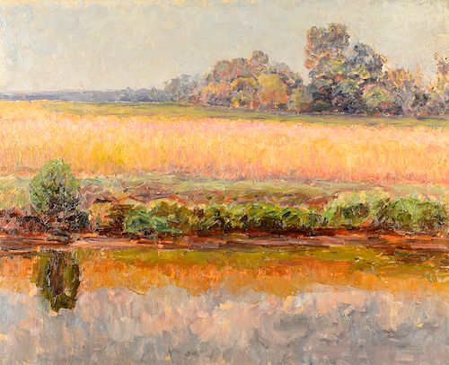 Samuel Mutzner - Lan de grâu