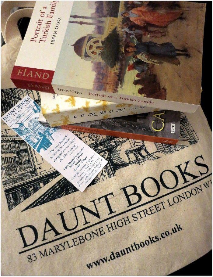 Notas desde la librería más bonita de Londres - Notas desde algún lugar