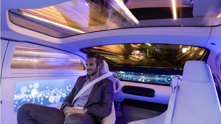 Autonomy and alcohol: You'll be drinking while the car's driving