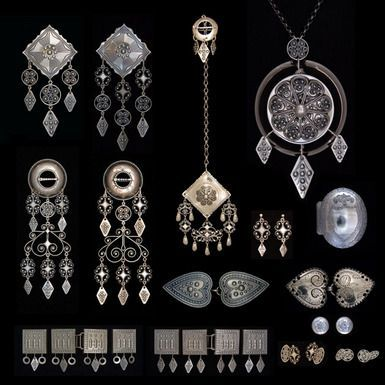 nordmørsbunad sølv - Google-søk
