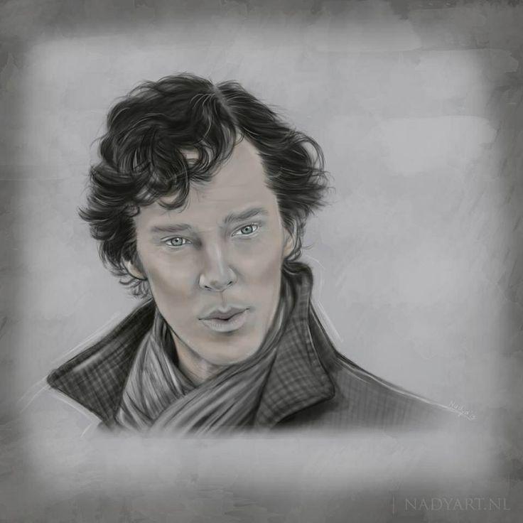 ... Photoshop o... Benedict Cumberbatch As Sherlock
