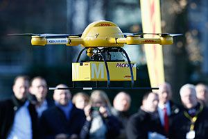 How to profit as drones take over our skies | The market for drone technology is huge