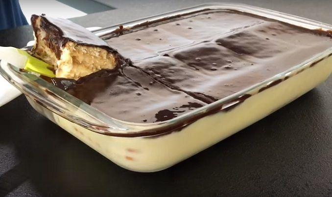 Nepečená torta so salkom - Receptik.sk