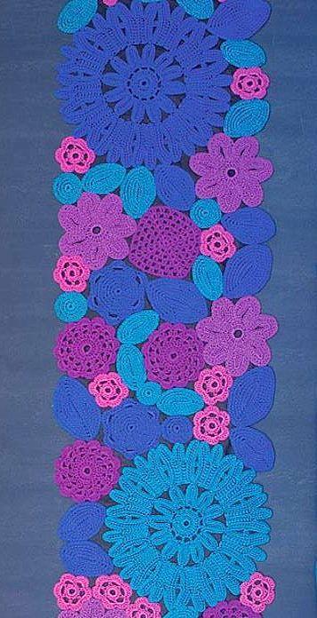 Crochet décor - Patricia Urquiola and Eliana gerotto. - http://www.paolalenti.it/en/product/show/crochet/